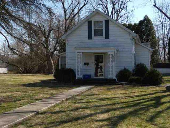 8817 W Mill Rd, Yorktown, IN 47396