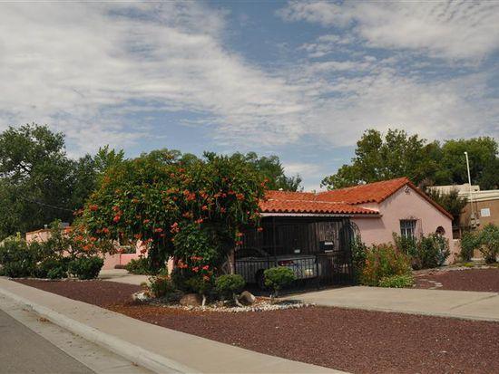 1600 San Carlos Rd SW, Albuquerque, NM 87104