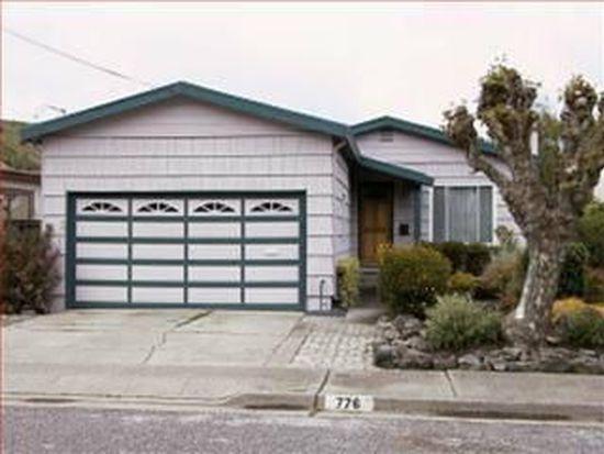 776 Arleen Way, Pacifica, CA 94044