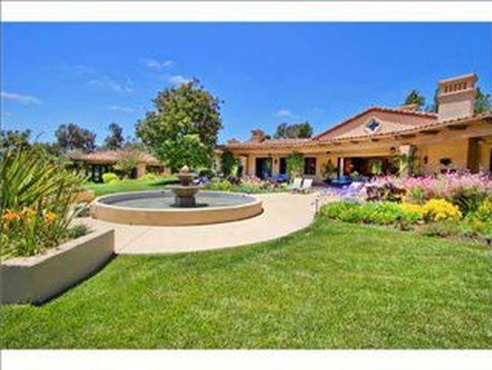 17202 Avenida De Acacias, Rancho Santa Fe, CA 92091