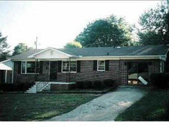156 Lincoln Dr, Spartanburg, SC 29306
