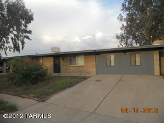 7800 N John Paul Jones Ave, Tucson, AZ 85741