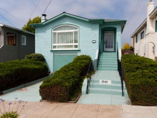 1040 Ordway St, Albany, CA 94706