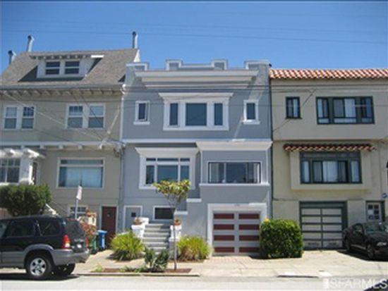 1282 35th Ave, San Francisco, CA 94122