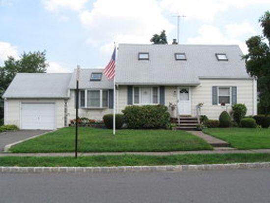 33 Coeyman Ave, Bloomfield, NJ 07003