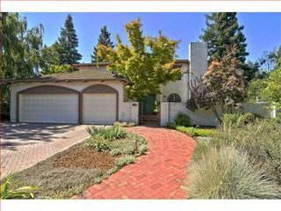 210 Portola Ct, Los Altos, CA 94022