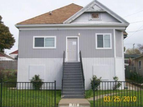 722A Grant St, Vallejo, CA 94590