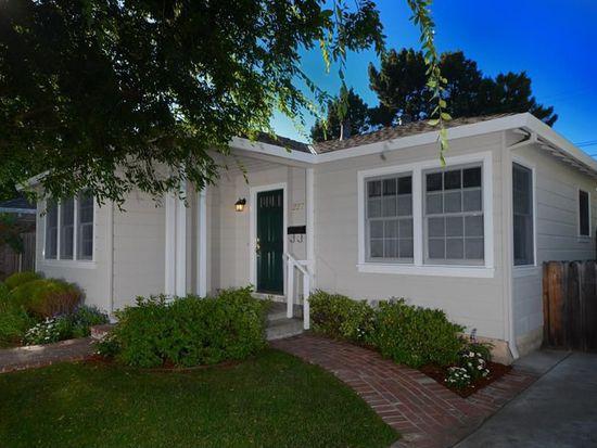 227 Hedge Rd, Menlo Park, CA 94025