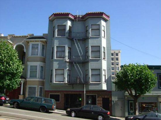 1375 California St APT 203, San Francisco, CA 94109