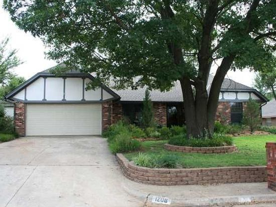1208 Brookhaven Dr, Edmond, OK 73034