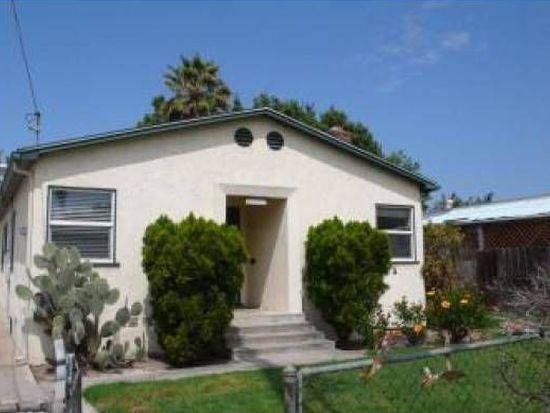 3752 Harris St, La Mesa, CA 91941