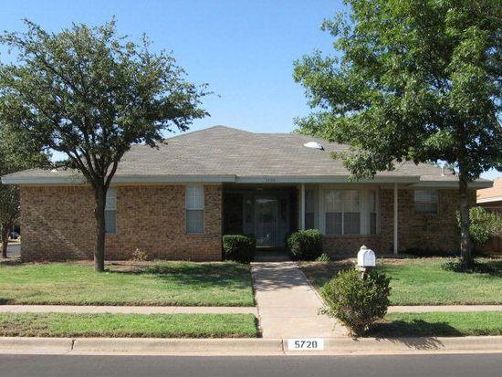 5720 96th St, Lubbock, TX 79424