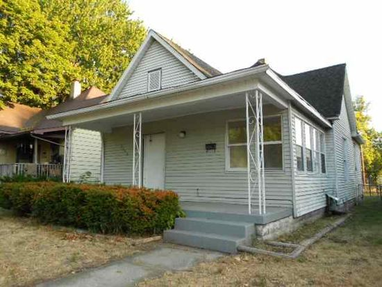 2346 2nd Ave, Terre Haute, IN 47807