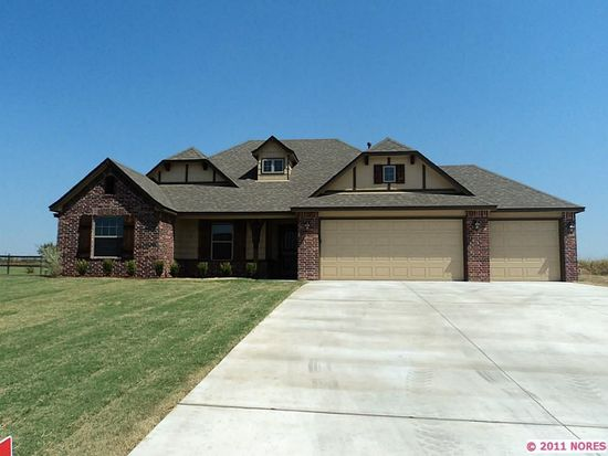 14415 N 72nd East Ave, Collinsville, OK 74021