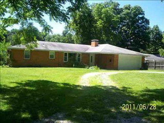 3697 E Sumner Lake Dr, Anderson, IN 46012