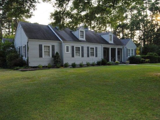401 Clifton Rd, Rocky Mount, NC 27804
