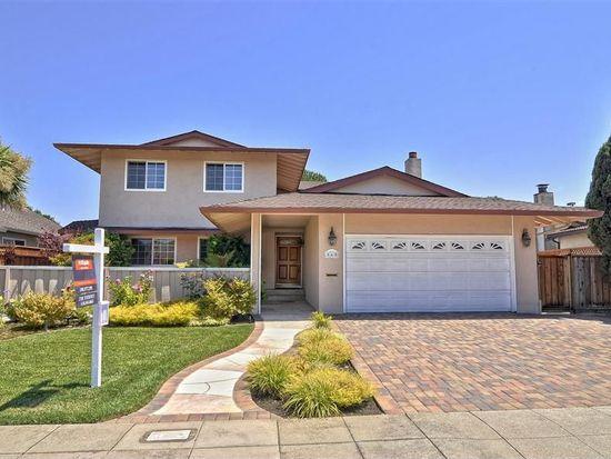 560 Dory Ln, Redwood City, CA 94065