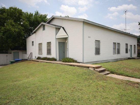 322 Andrews St, San Antonio, TX 78209