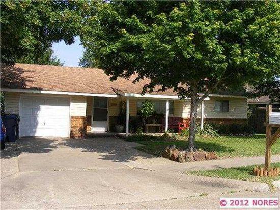 1108 N Kansas Ave, Claremore, OK 74017