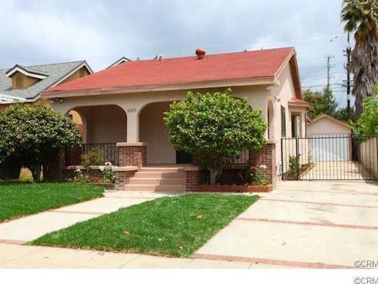 3355 La Clede Ave, Los Angeles, CA 90039