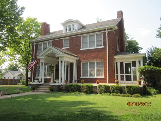 1724 W Cherokee Ave, Enid, OK 73703