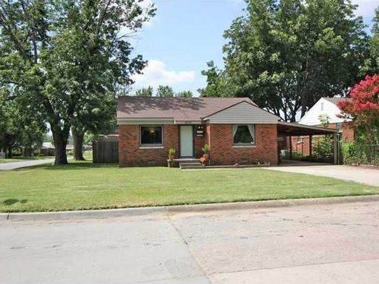 4100 NW 15th St, Oklahoma City, OK 73107