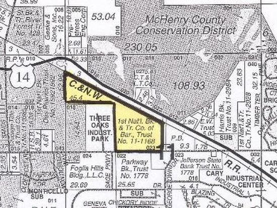3712 Three Oaks Rd, Cary, IL 60013