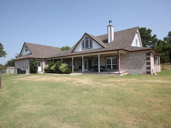 17318 E 119th St N, Collinsville, OK 74021