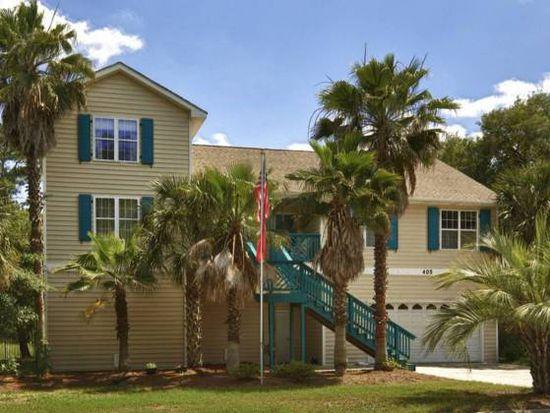 405 W Hudson Ave, Folly Beach, SC 29439