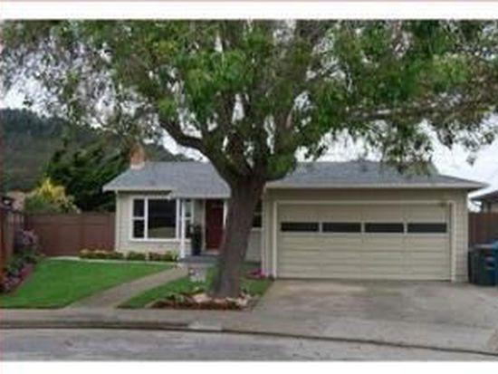 1375 Hermosa Ave, Pacifica, CA 94044