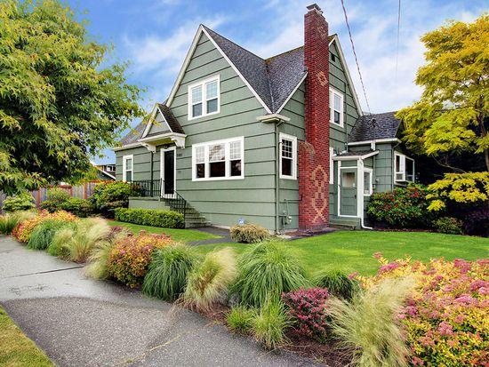 4421 SW Graham St, Seattle, WA 98136