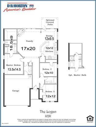 2220 NW 193rd St, Edmond, OK 73012