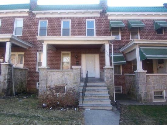 3209 Belmont Ave, Baltimore, MD 21216