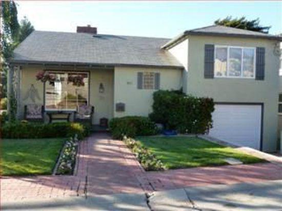 132 Burbank Ave, San Mateo, CA 94403