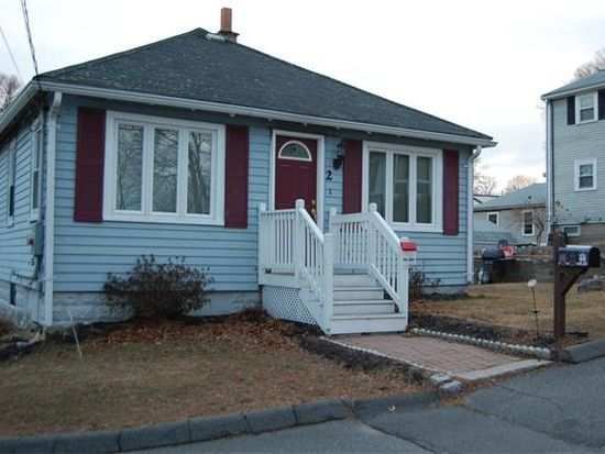2 Pinecrest Ave, Saugus, MA 01906