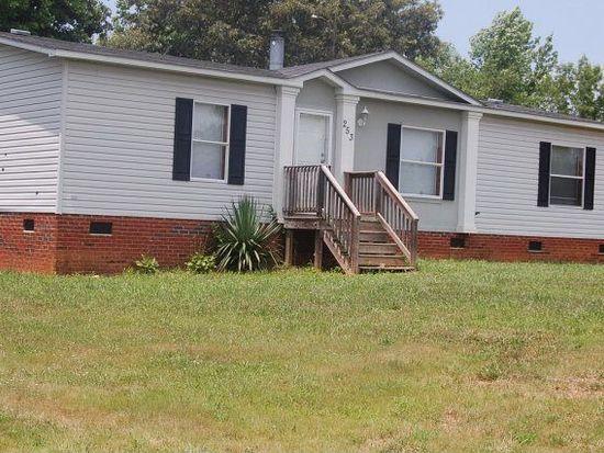 253 Centennial Dr, Yanceyville, NC 27379