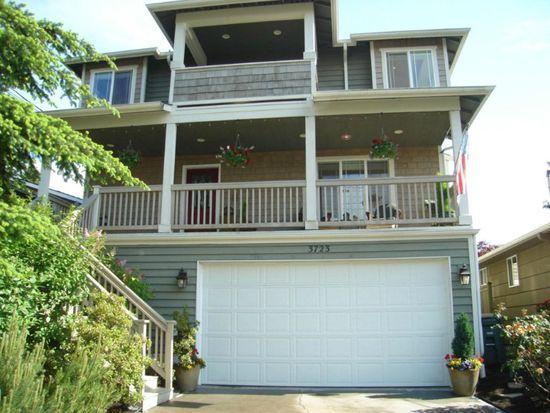 3723 SW Webster St, Seattle, WA 98126