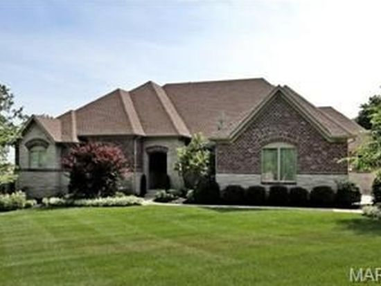 18251 Canyon Forest Ct, Chesterfield, MO 63005