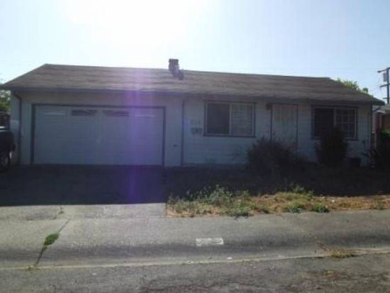 836 Ashwood Ave, Vallejo, CA 94591