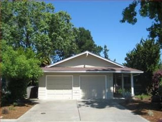 1192 Andre Ave, Mountain View, CA 94040