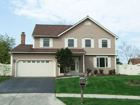 7525 Deer Crossing Ct, Worthington, OH 43085