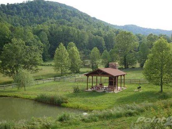 200 Dancing Leaves Trl, Blue Ridge, GA 30513