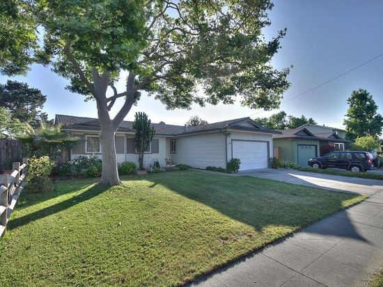 2199 Ashwood Ln, San Jose, CA 95132