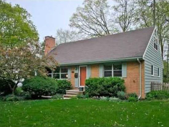 1535 Westfield Ave, Ann Arbor, MI 48103
