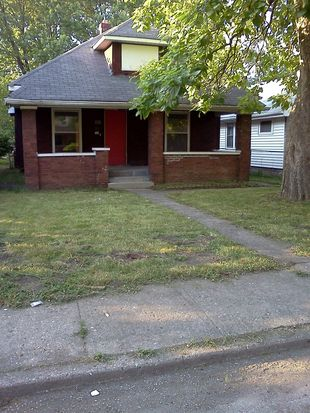 1344 W 32nd St, Indianapolis, IN 46208