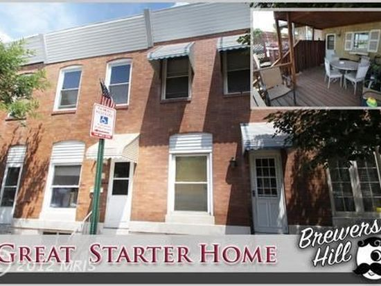 907 Fagley St, Baltimore, MD 21224