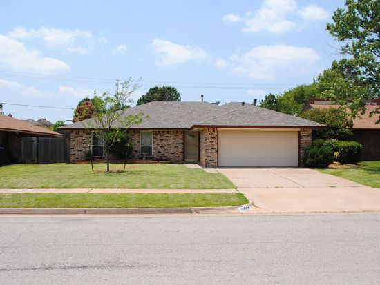 10605 S Blackwelder Ave, Oklahoma City, OK 73170