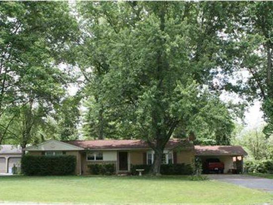10127 SE Browning Rd, Evansville, IN 47725