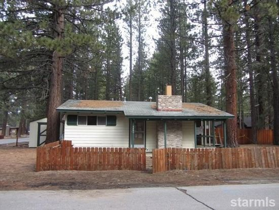 2601 Bertha Ave, South Lake Tahoe, CA 96150