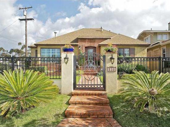 3545 Jackdaw St, San Diego, CA 92103